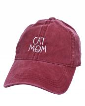 LCAP257(BUR)-wholesale-cap-cat-mom-whisker-lurex-embroidered-baseball-stitch-adjustable-one-size-fits-cotton-hat(0).jpg