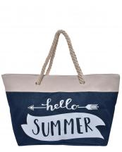 LOA090(NV)-wholesale-handbag-woven-canvas-tote-bag-graphic-two-color-printed-hello-summer-braided-handle-beach(0).jpg