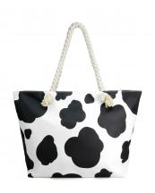 LOA313-wholesale-tote-bag-Blue-color-cattle-beach-print-Inside-wall-pocket-polyester-cotton(0).jpg