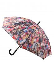 UMB001(MUL)-wholesale-umbrella-michelle-barack-obama-hook-handle-magazine-multicolor-auto-open-canopy-black(0).jpg