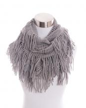 WINFK6542(GY)-wholesale-knit-mesh-infinity-scarf-trim-fringe-solid-plain-(0).jpg