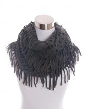 WINFK8150(GY)-wholesale-knit-mesh-infinity-scarf-trim-fringe-solid-plain-(0).jpg